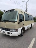 used japan made toyota coaster bus with20-30 seats for sale in china