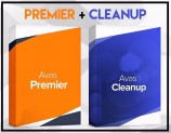 Avas Cleanup Premium Antivirus + Premier Antivirus 2018 Software Multi PCs