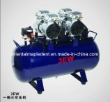 Dental Air Compressor for Three Dental Units