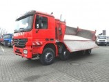 Mercedes-Benz Actros 4144 K 8x4 4 Achs Kipper Bordmatik - 2007
