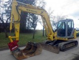 Other Onbekend New Holland Kobelco E 80 B MSR 2 - 2010
