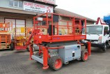SKYJACK - SJ 6832 RT (technical inspection ) jlg, haulotte, genie, mec