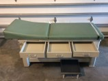 UMF-5570-Exam-Table-Green-Medical-Healthcare-Hospital-Exam-Equipment