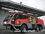 MERCEDES-BENZ CRASHTENDER SIDES AIRPORT FIRE TRUCK