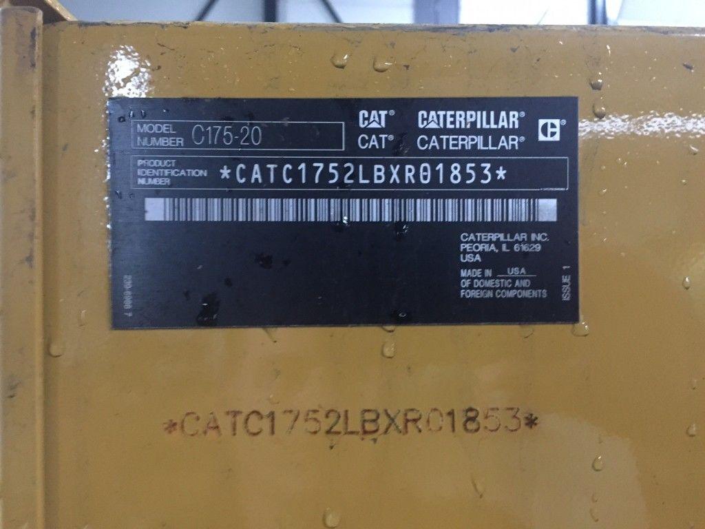 Caterpillar 3600 Kva Alternator Cat Gas Engine Diagram