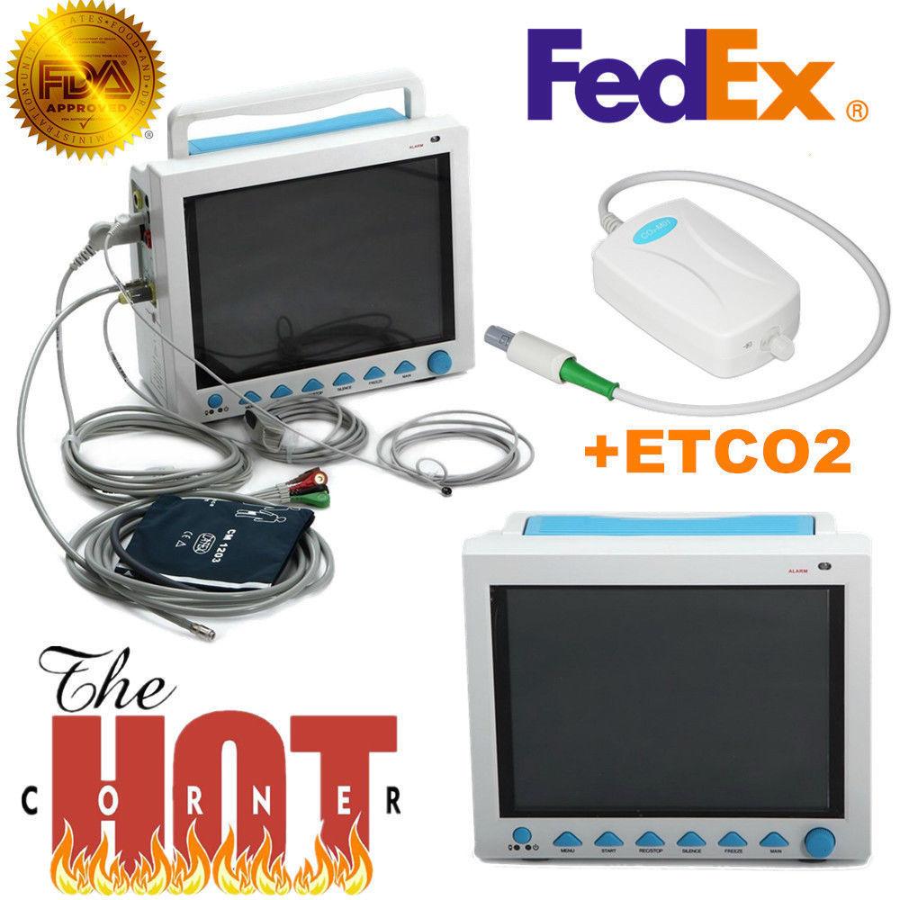 CONTEC FDA Portable Vital Sign Patient Monitor