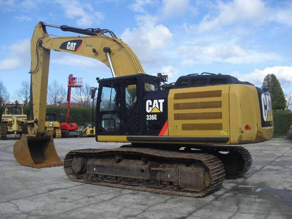 Caterpillar 336 El 2013