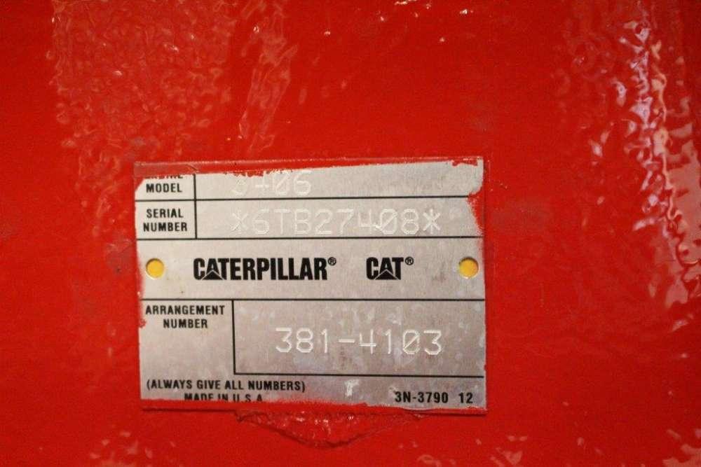 cat 3406b serial number location