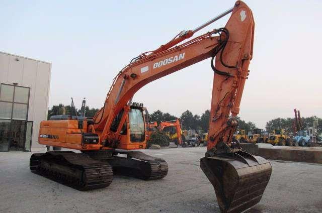 Doosan DX 255 LC