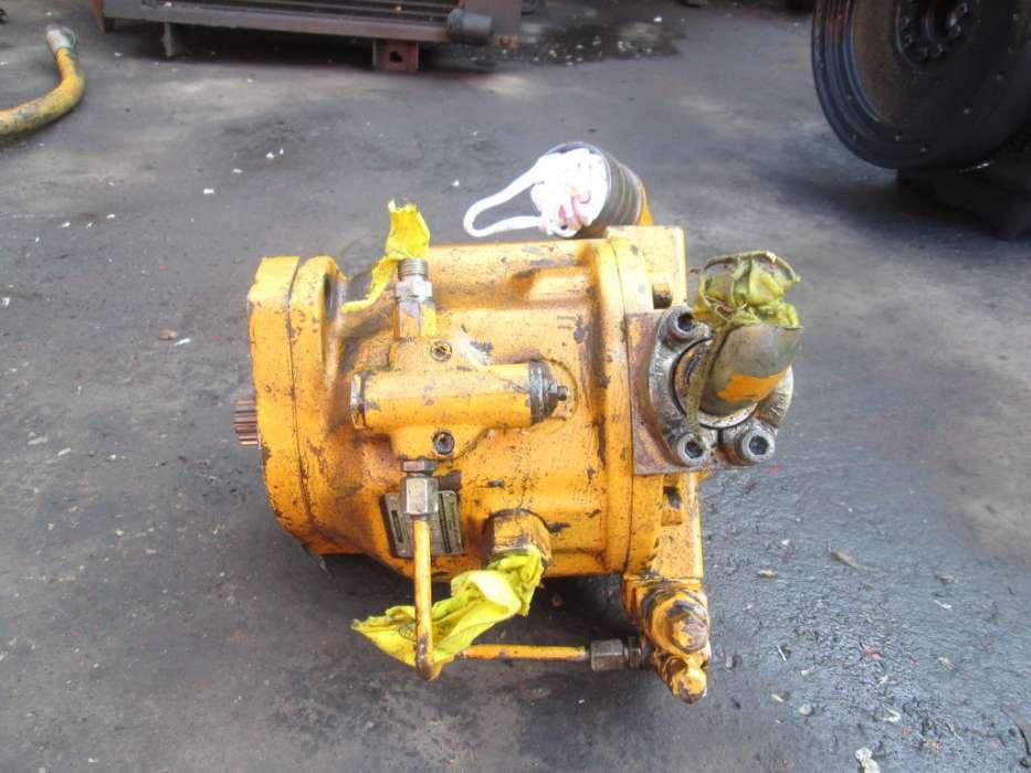 Hydromatik A10VO71DFLR hydraulic pump for LIEBHERR L-521