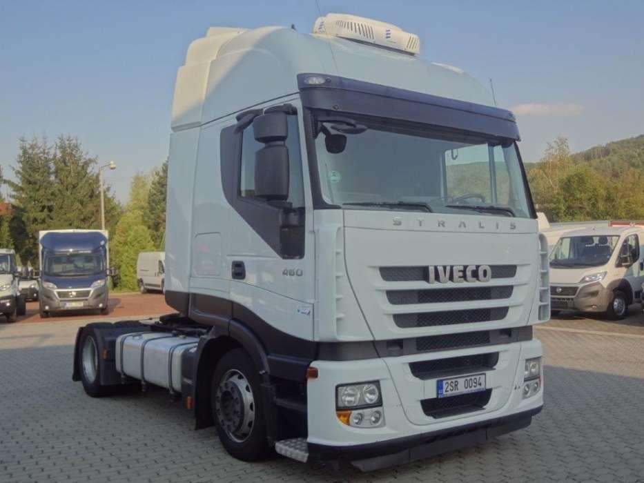 Genialny Iveco STRALIS 440S46 T/FPLT Lowdeck GS88