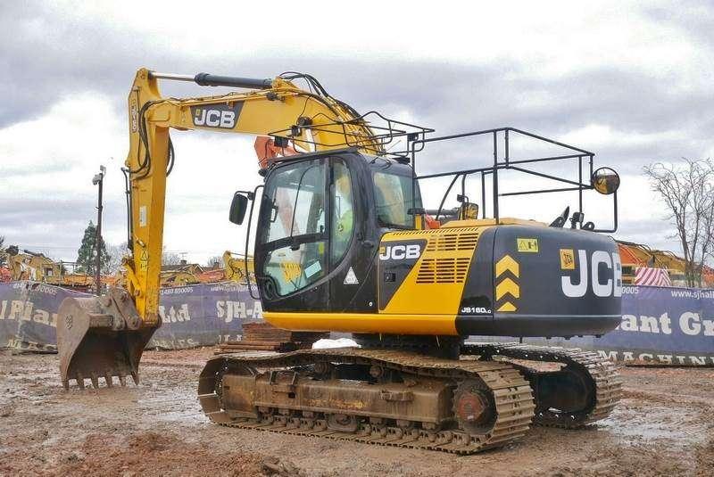 JCB JS160LC - 2013