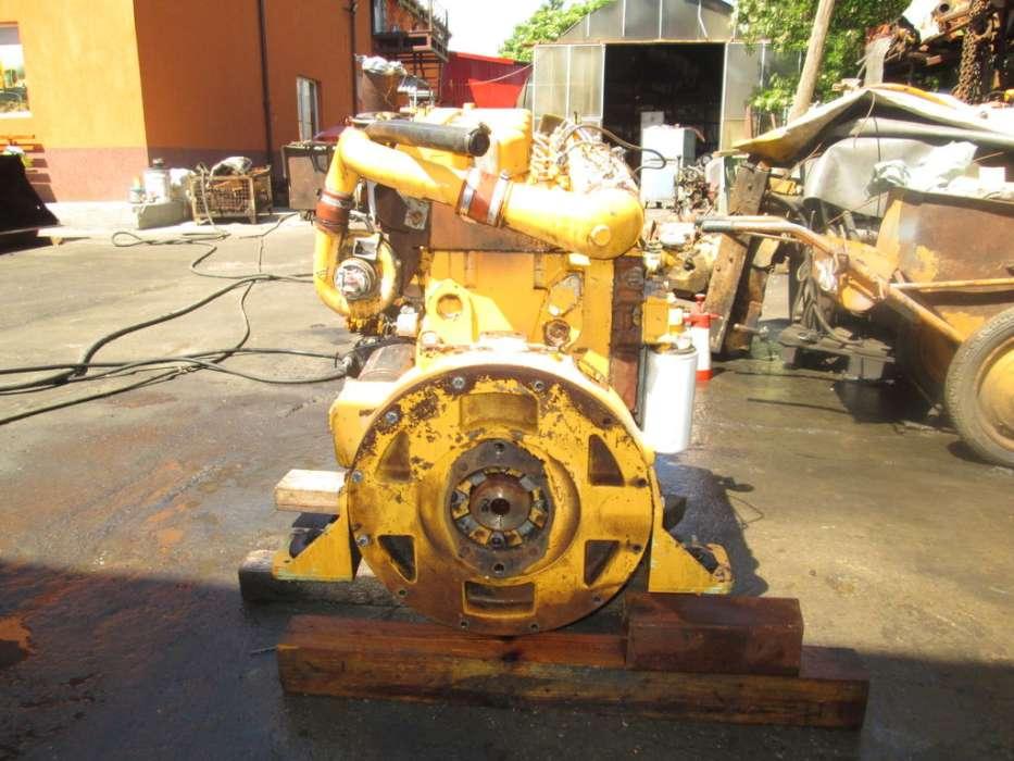 Liebherr D904TB engine for wheel loader
