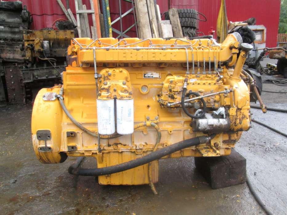 Liebherr D906NA engine for wheel loader