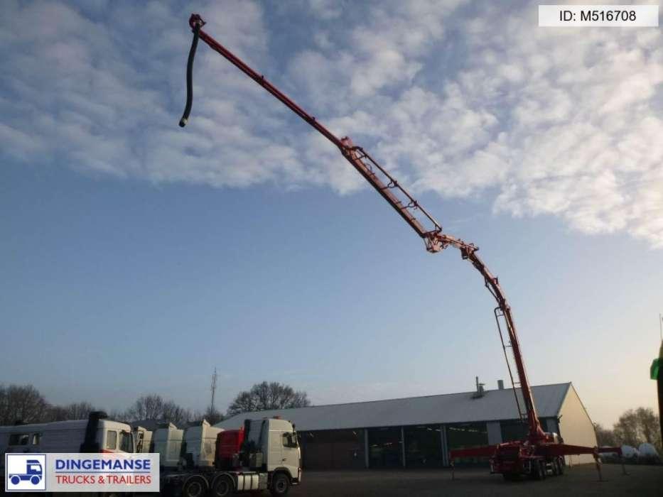MAN TGA 41 430 Cifa concrete pump 48 m NEW/UNUSED - 2017