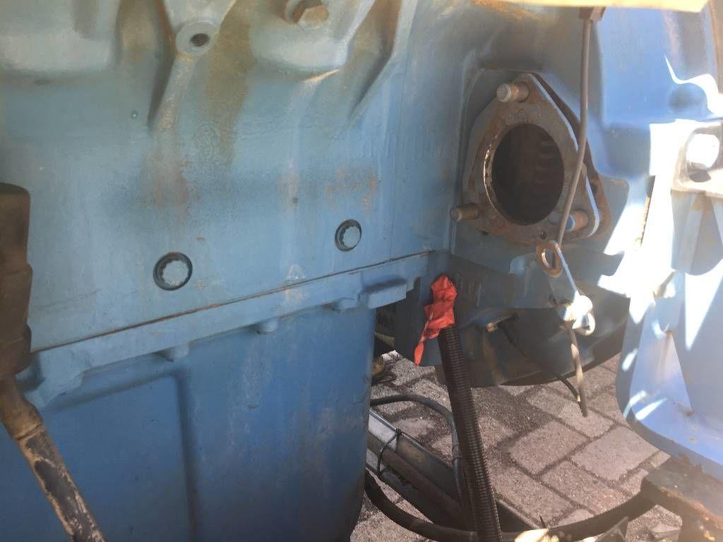 MTU 16V2000 - 910 kVA Generator - DPX-10699 - Problems