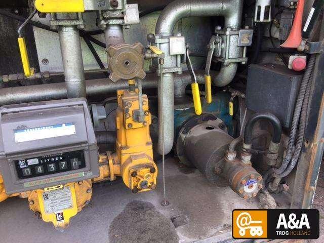 Mercedes-Benz Actros 2531 4x2 LPG GPL PROPANE (BUTANE) GAS GAZ 2 - 2002