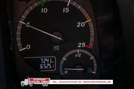 Mercedes-Benz Antos 2543LL hydr. Wingliner Getränke LBW