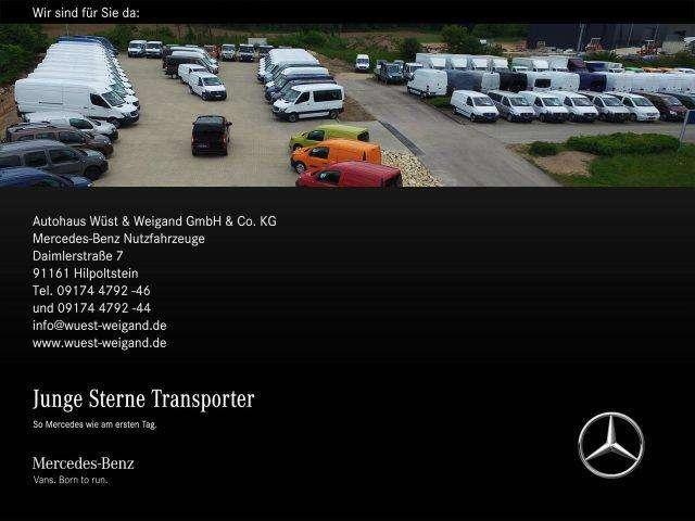 Mercedes-Benz Sprinter 319 CDI Kasten+Klima+Radio Audio 15+AHK - 2013