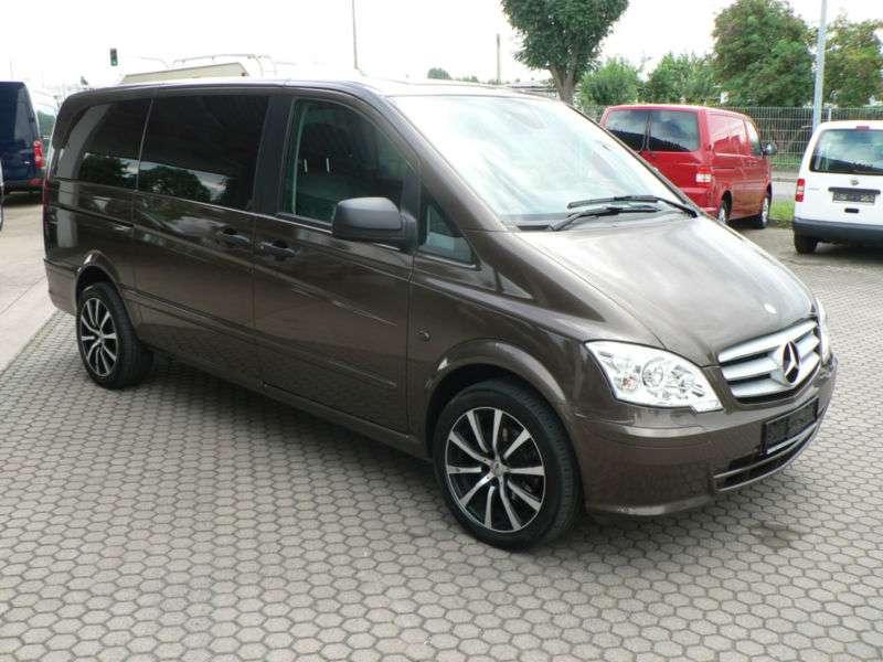 Mercedes-Benz Vito Mixto 122 CDI lang,Bi-Xenon,Kamera,Navi,AHK