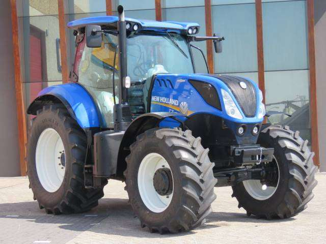 New Holland T7 190AC - 2016