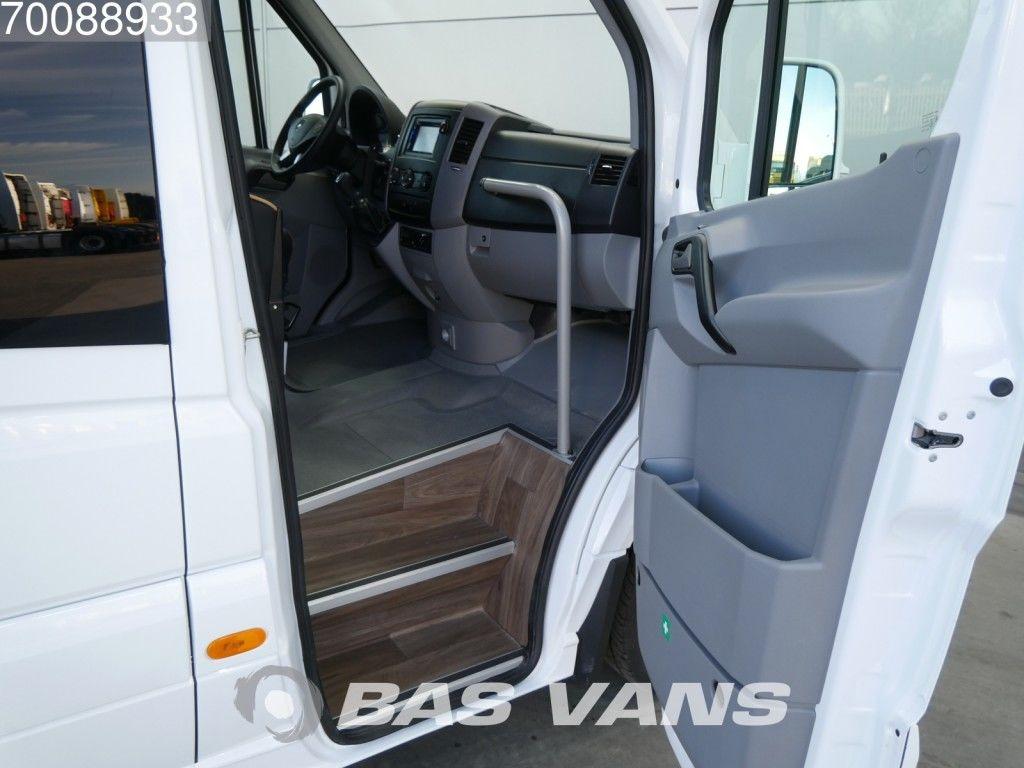 Wonderbaarlijk New MERCEDES-BENZ - Sprinter 519 CDI Dubbel cabine Airco Trekhaak GD-97