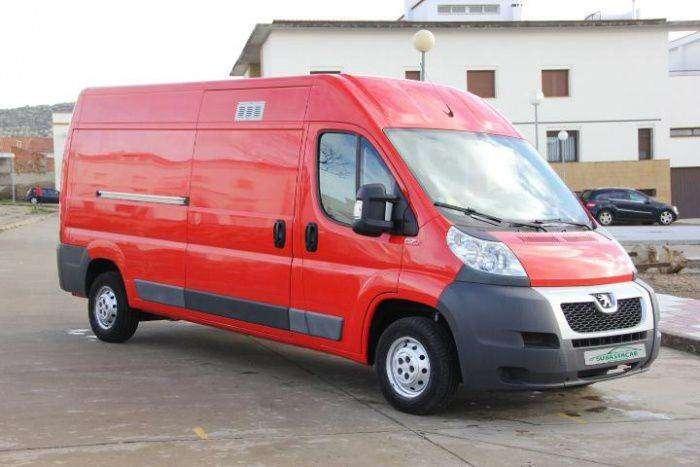 Peugeot Boxer 335 L3h2 Confort 2 2 Hdi 130 Fap