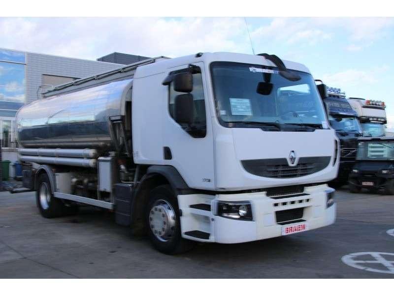 Renault Premium 370 Dxi   Tank Inox 14000 L