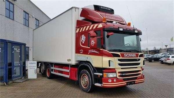 Scania p400 - 2013