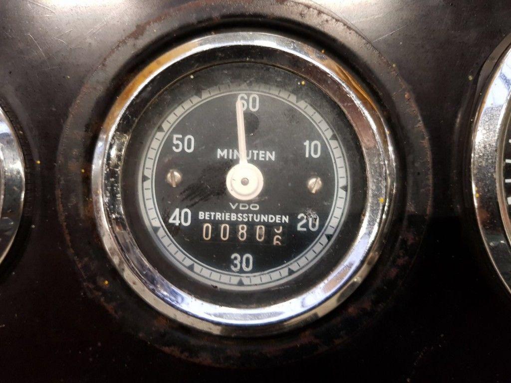 Betriebsstundenzähler VDO//Volvo Penta