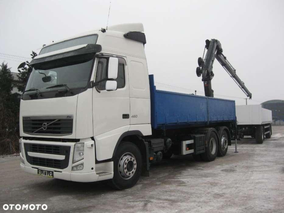 Volvo Fh 13 460 Wywrotka