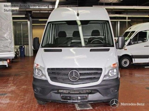 mercedes benz sprinter 216 bluetec kasten hochdach standard. Black Bedroom Furniture Sets. Home Design Ideas
