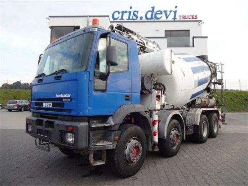 Iveco 410 e 44 h 8x4 cifa 28 m / 9 cbm - 2002