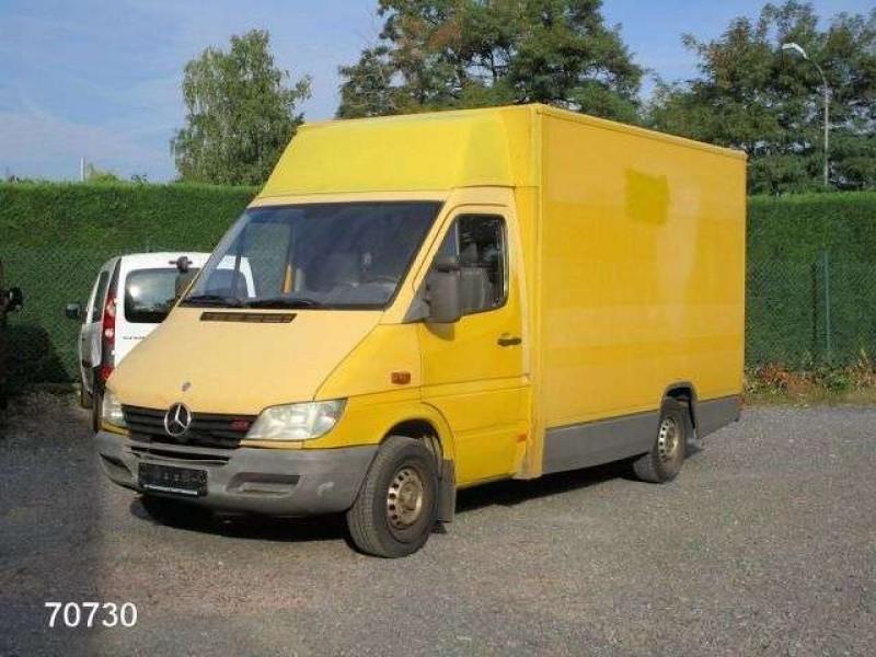 689fab44399a04 Mercedes-Benz Sprinter 308 CDI Postkoffer