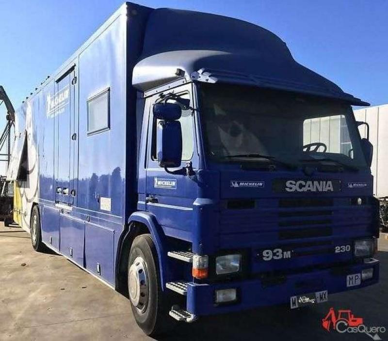 Scania 93M - 1982